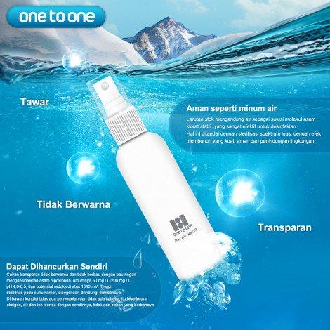 JIA ONE WATER - FRESH, CLEAN ANTI-Bacterial