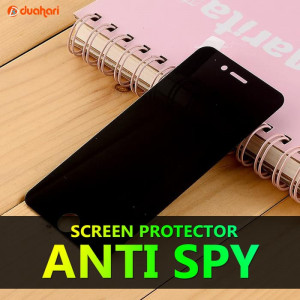 3D Tempered Glass Full Cover ANTISPY iPhone 5 6 6s 6+ 7 7+