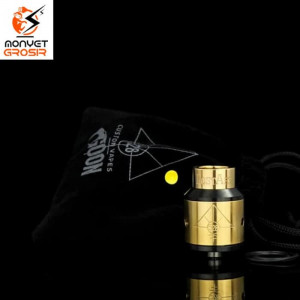 Lost Art GOON 22mm Styled RDA Rebuildable Dripping Atomizer 528 custom