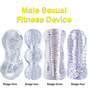 Penis Sensitive Training Delayer 4 stage - 1,2,3,4