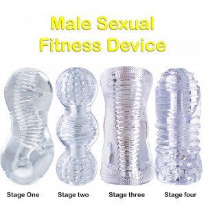 Penis Sensitive Training Delayer 4 stage - 1,2,3,4