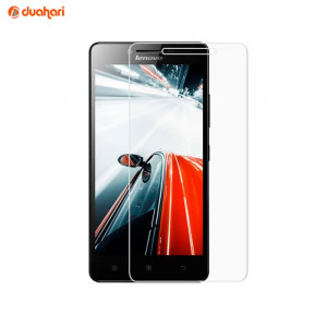 Tempered Glass Lenovo A1000 Transparan Screen Protector Anti Gores