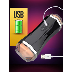LUBA black voice flash charge - super big