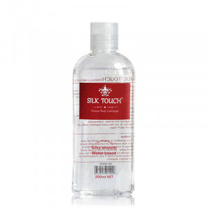 General lubricants for men, women and children 200ml-silky touch