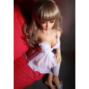 Full Silicon Doll Sexy young woman - 125CM