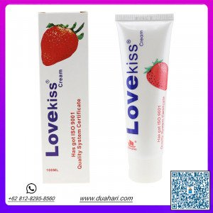 Love kiss Multipurpose oral-sexable lubricant fruit flavour